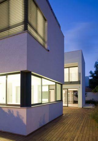 בית פרטי בתכנון אדריכל גל מרום