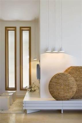 עיצוב פינה בסלון