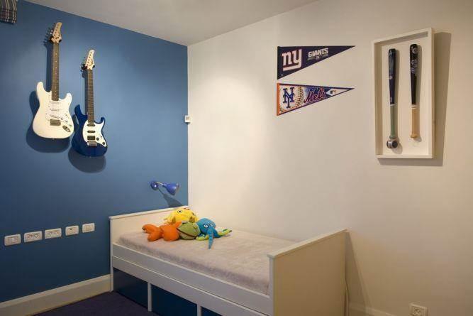 עיצוב חדר ילדים,