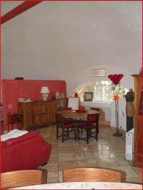 בית ברמת רזיאל בעיצוב כפרי, חמים וביתי. עיצוב: BS DESIGN