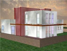 בית פרטי בתכנון