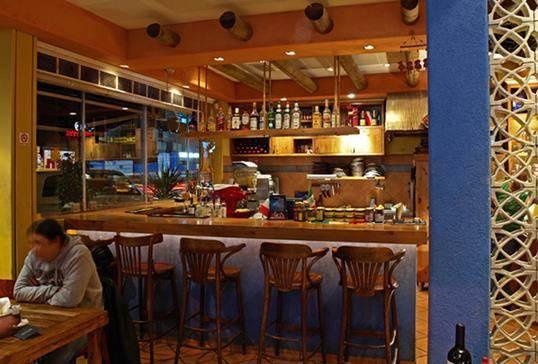 מסעדת 'מקסיקנה' - תל-אביב