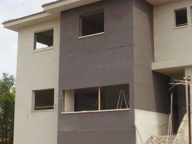 בית פרטי: תל מונד, תהליך בנייה