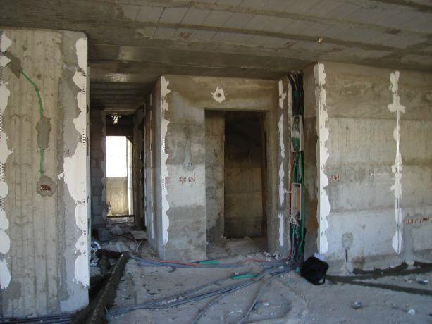 """בית פרטי: הוד-השרון, """"אדירים בהדר"""". תהליך בניה"""