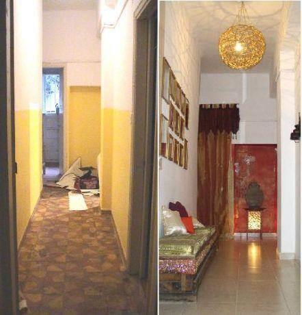 לפני ואחרי: כניסה לדירה בשכירות בת''א בעלויות מינימאליות