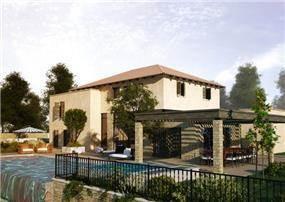 מבט לחזית הבית, וויט אדריכלים
