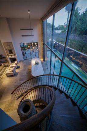 מבט לסלון, וויט אדריכלים