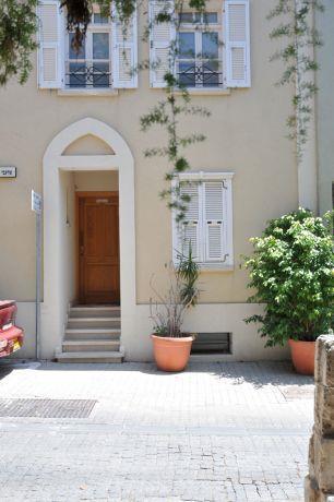 כניסה לבית, וויט אדריכלים