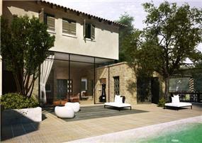 חזית בית יוקרתית, וויט אדריכלים