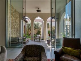 מבט למרפסת, וויט אדריכלים