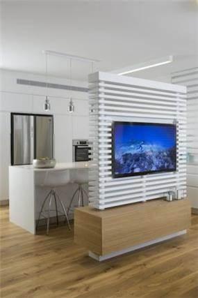 עיצוב מבנה לטלוויזיה, אורית כוכבי תכנון ועיצוב פנים