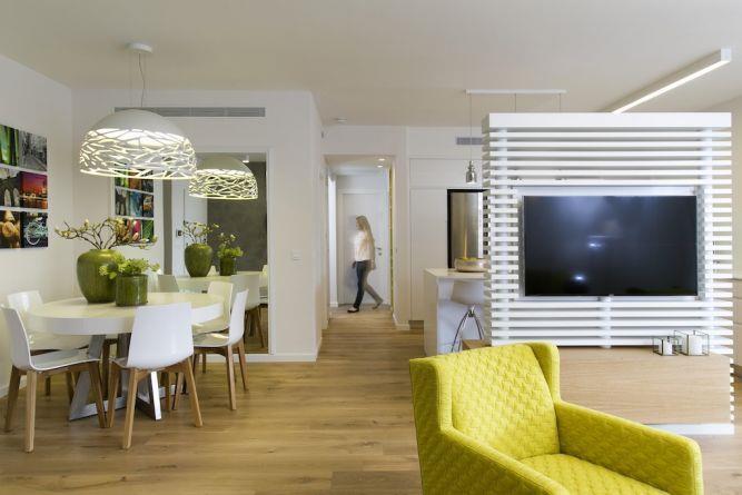 חדר מגורים, אורית כוכבי תכנון ועיצוב פנים