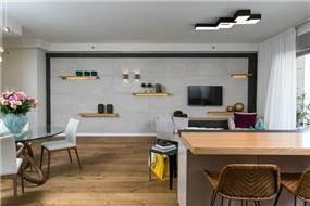 עיצוב חלל מגורים, אורית כוכבי תכנון ועיצוב פנים