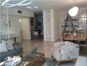 דירה בתל אביב בעיצוב אורית כוכבי