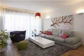עיצוב דירה חדשה בקריית אונו, אורית כוכבי