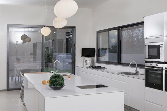 תכנון ועיצוב בית בתל מונד