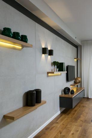 חלל מגורים מעוצב, אורית כוכבי עיצוב פנים ואדריכלות