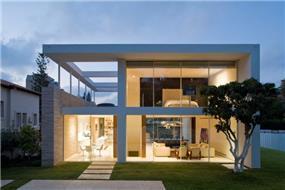 בית פרטי בתכנון אדריכל יואב אנדרמן