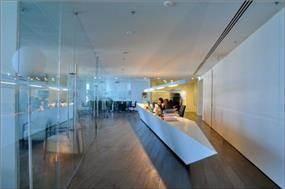 משרדי קרן גריילוק בתכנון אנדרמן אדריכלים