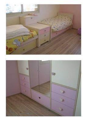 ריהוט לחדר ילדים-אדר' שגית גולדשמידט