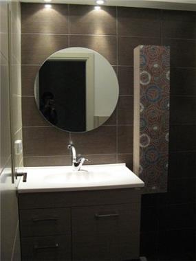 חדר רחצה בבית מגורים-אדריכלית, גולדשמידט שגית