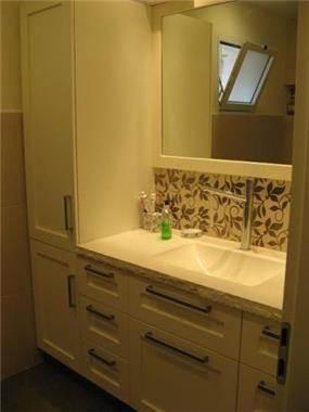 חלל אמבטיה מעוצב-אדר' שגית גולדשמידט