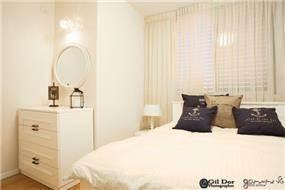 חדר שינה, טלי גרונברג עיצוב פנים