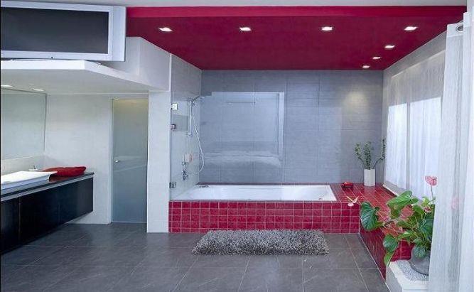 """חדר אמבטיה בעיצוב """"הילית עיצוב פנים"""""""