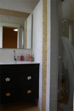 חדר אמבטיה בבית ברמות השבים