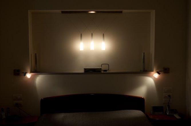 חדר שינה בדירה ברמת השרון