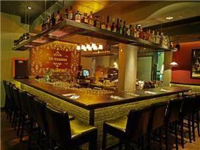 עיצוב מסעדת המושבה - תא אדריכלים