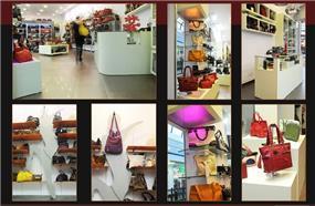 חנות תיקי  נשים יוקרתיים קניון מלחה ירושלים