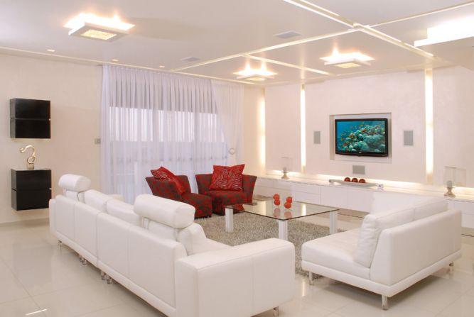 סלון לבן, קינן אדריכלים