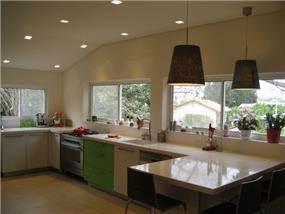 בית פרטי, מטבח ופינת אוכל, מושב חרות - סטודיו אסף