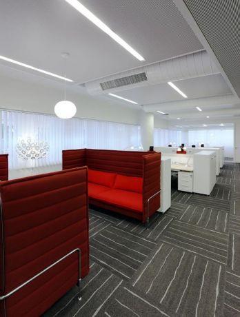 פרוייקט UBS - סתר אדריכלים