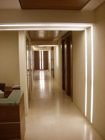 """מבואה בין החדרים, משרד עו""""ד גרוניצקי - סתר אדריכלים"""