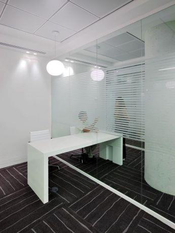 חדר עבודה, פרוייקט UBS - סתר אדריכלים