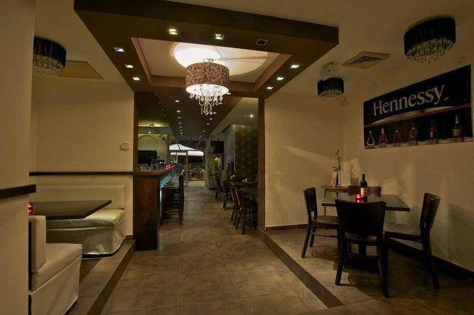 עיצוב מודרני למסעדה. תאופיק סלים אדריכלות ועיצוב פנים