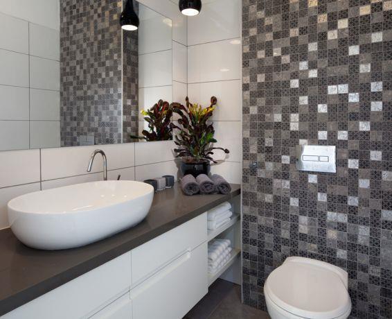 חדר אמבטיה ביחידת הורים, עיצוב אסנת ברש