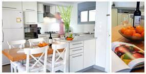 מטבח מודרני בדירה בגבעתיים