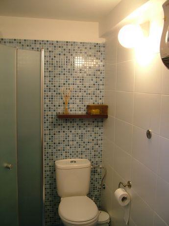 חדר שירותים - א.ר. עיצוב ואדריכלות פנים ארגס רחל