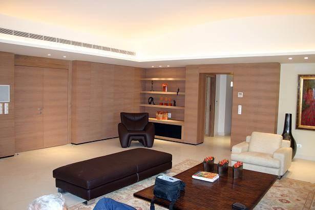 חדר מגורים - גל אדריכלים