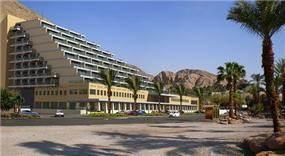 בית מלון ירוק - אילת - גל אדריכלים