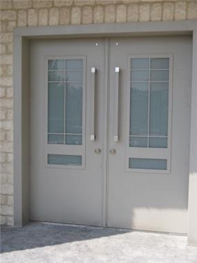 כניסה לבית דו משפחתי צור הדסה תכנון רות קידר