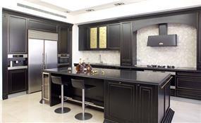 מטבח בית בוילה נובל, בעיצובו של אלדד מיטלמן