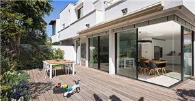 חצר בית, שחר רוזנפלד אדריכלים