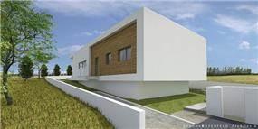 בית חד קומתי באירוס, יעל שחר אדריכלים