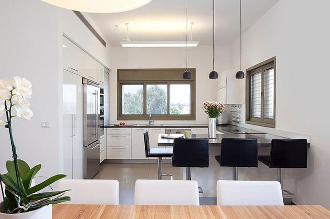 מטבח, שחר רוזנפלד אדריכלים
