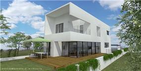 בית פרטי בכפר סבא, יעל שחר אדריכלים
