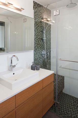 אמבטיה מעוצבת, שחר רוזנפלד אדריכלים
